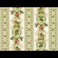 """Ткань для пэчворк (60x110см) 26103MUL из коллекции """"Christmas bells"""" """"Red Rooster fabrics"""""""