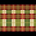 """Ткань для пэчворк (50x55см) 26107MUL из коллекции """"Christmas bells"""" """"Red Rooster fabrics"""""""