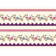 "Ткань для пэчворк (60x110см) 26159MUL из коллекции ""Baltimore spring"" ""Red Rooster Fabrics"""