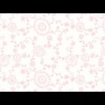 """Ткань для пэчворк (50x55см) 26408LTPIN из коллекции """"A bundle of pink"""""""