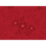 "Ткань для пэчворк (50x55см) 26479RED из коллекции ""American beauty"" ""Red Rooster Fabrics"""
