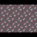 "Ткань для пэчворк (50x55см) 26480DKBLU из коллекции ""American beauty"" ""Red Rooster Fabrics"""