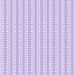 """Ткань для пэчворк (50x55см) 24112PUR из коллекции """"Basically hugs"""""""