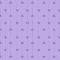 """Ткань для пэчворк (50x55см) 25044MDPUR из коллекции """"Basically hugs"""""""