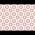"""Ткань для пэчворк (50x55см) 26519REDCRE из коллекции """"Basically low"""""""