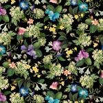 "Ткань для пэчворк (50x55см) 26696MUL из коллекции ""Catherine"" ""Red Rooster Fabrics"""