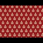 """Ткань для пэчворк (50x55см) 26593RED из коллекции """"Coonawarra red"""""""