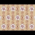 """Ткань для пэчворк (50x55см) 26595TANRED из коллекции """"Coonawarra red"""""""