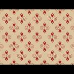 """Ткань для пэчворк (50x55см) 26598ТANRED из коллекции """"Coonawarra red"""""""