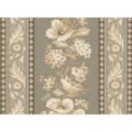 "Ткань для пэчворк (60x110см) 26410GRY из коллекции ""Cottage Whites"" ""Red Rooster Fabrics"""
