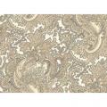 "Ткань для пэчворк (50x55см) 26411GRY из коллекции ""Cottage Whites"" ""Red Rooster Fabrics"""