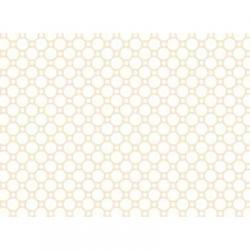 "Ткань для пэчворк (50x55см) 26414CRE из коллекции ""Cottage Whites"" ""Red Rooster Fabrics"""