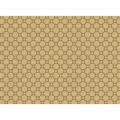 "Ткань для пэчворк (50x55см) 26414TAN из коллекции ""Cottage Whites"" ""Red Rooster Fabrics"""