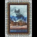 "Ткань для пэчворк (70x110см) 26467MUL из коллекции ""Dakota"" ""Red Rooster Fabrics"""