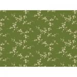 "Ткань для пэчворк (50x55см) 26450GRE из коллекции ""Lucys collection"" ""Red Rooster Fabrics"""