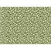 "Ткань для пэчворк (50x55см) 26451GRE из коллекции ""Lucys collection"" ""Red Rooster Fabrics"""
