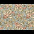 "Ткань для пэчворк (50x55см) 25906BLU из коллекции ""Mrs. Miniver"" ""Red Rooster Fabrics"""