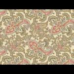 "Ткань для пэчворк (50x55см) 25906CRE из коллекции ""Mrs. Miniver"" ""Red Rooster Fabrics"""
