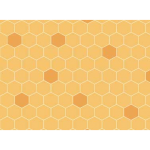 "Ткань для пэчворк (50x55см) 26334GOL из коллекции ""Quilting Bee"" ""Red Rooster Fabrics"""