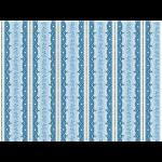 """Ткань для пэчворк (50x55см) 25379BLU из коллекции """"Symphony rose"""""""