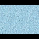 """Ткань для пэчворк (50x55см) 25382MDBLU из коллекции """"Symphony rose"""""""
