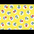 "Ткань для пэчворк (50x55см) 26702YEL из коллекции ""Wee play"" ""Red Rooster Fabrics """
