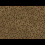 "Ткань для пэчворк (50x55см) 23323BRO из коллекции ""Who comes to Zinnias garden"" ""Red Rooster Fabrics """