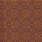 """Ткань для пэчворк (50x55см) 19720BRO из коллекции """"Quiltable Vintage Naturals Paisley"""""""