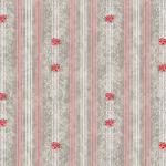 """Ткань для пэчворк 23818ROS из коллекции """"Frou Frou"""" """"SPX Fabrics"""" (США)"""