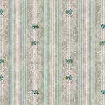 """Ткань для пэчворк 23818TUR из коллекции """"Frou Frou"""" """"SPX Fabrics"""" (США)"""