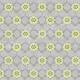 """Ткань для пэчворк (50x55см) 25307LIM из коллекции """"Song birds"""" """"SPX Fabrics"""" (США)"""