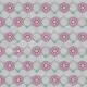 """Ткань для пэчворк (50x55см) 25307ORC из коллекции """"Song birds"""" """"SPX Fabrics"""" (США)"""