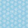 """Ткань для пэчворк (50x55см) 25308BLU из коллекции """"Song birds"""" """"SPX Fabrics"""" (США)"""