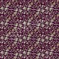 "Ткань для пэчворк (50x55см) 25338PUR из коллекции ""Wine country"" ""SPX Fabrics"" (США)"