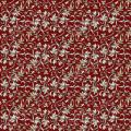 "Ткань для пэчворк (50x55см) 25338RED из коллекции ""Wine country"" ""SPX Fabrics"" (США)"