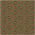 "Ткань для пэчворк (50x55см) 2501-945 ""Stof"" (Дания)"