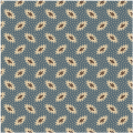 "Ткань для пэчворк (50x55см) 2501-953 ""Stof"" (Дания)"