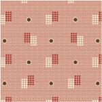 "Ткань для пэчворк (50x55см) 2501-959 ""Stof"" (Дания)"