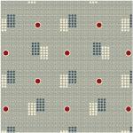 "Ткань для пэчворк (50x55см) 2501-960 ""Stof"" (Дания)"
