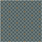 "Ткань для пэчворк (50x55см) 2501-966 ""Stof"" (Дания)"
