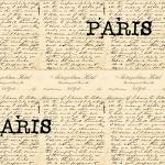 """Ткань для пэчворк (50x55см) 2503-396 из коллекции """"Paris"""" """"Stof"""" (Дания)"""