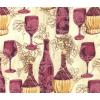 "Ткань для пэчворк (60x110см) 3308-814 ""Stof"" (Дания)"
