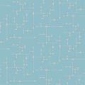 """Ткань для пэчворк (50x55см) 4497-019 из коллекции """"Gloria"""" """"Stof"""" (Дания)"""