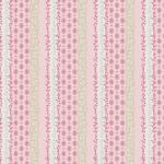 """Ткань для пэчворк (60x110см) 4500-060 из коллекции """"Petit Coeur"""" """"Stof"""" (Дания)"""