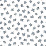 """Ткань для пэчворк (50x55см) 4500-120 из коллекции """"Bella Rosa"""" """"Stof"""" (Дания)"""