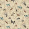 """Ткань для пэчворк (50x55см) 4500-127 из коллекции """"Piano Forte"""" """"Stof"""" (Дания)"""