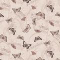 """Ткань для пэчворк (50x55см) 4500-129 из коллекции """"Piano Forte"""" """"Stof"""" (Дания)"""