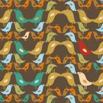 "Ткань для пэчворк (50x55см) 4500-160 ""Stof"" (Дания)"