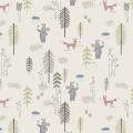 """Ткань для пэчворк (50x55см) 4500-173 из коллекции """"Woodie"""" """"Stof"""" (Дания)"""