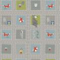 """Ткань для пэчворк (50x55см) 4500-174 из коллекции """"Woodie"""" """"Stof"""" (Дания)"""